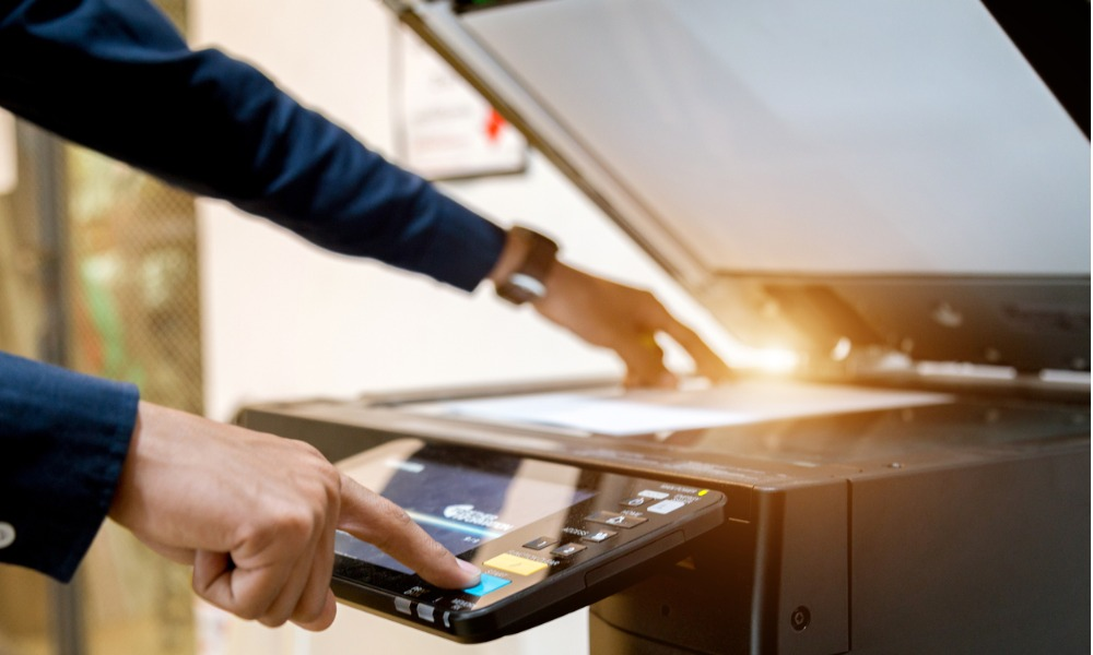 Should You Buy or Lease Your Next Office Copier?
