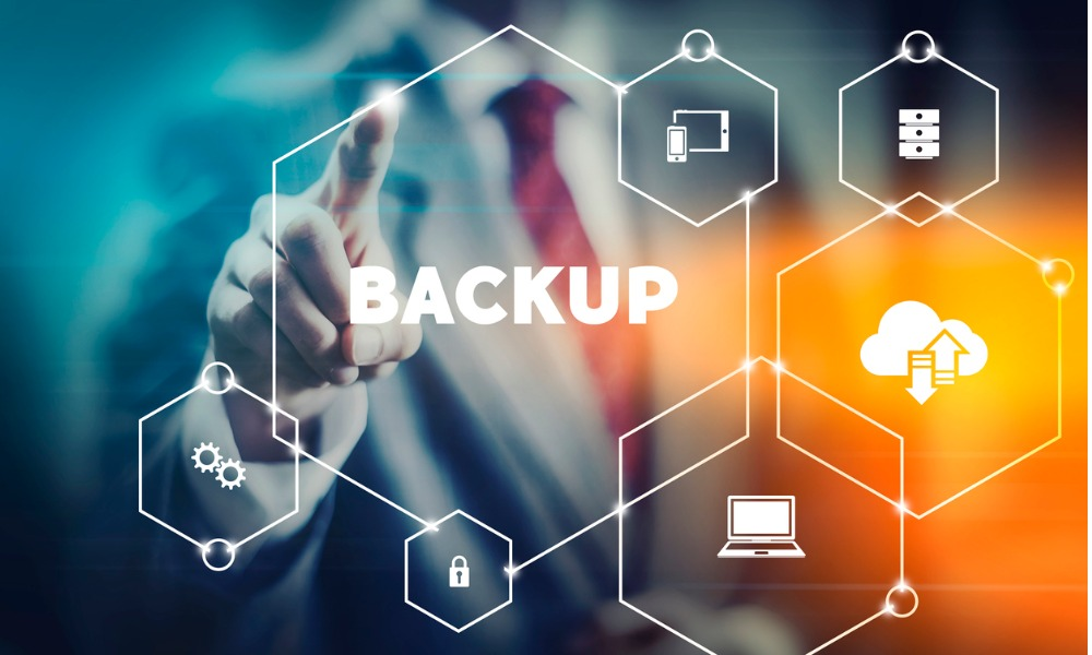 importance of backups picture id1088363552